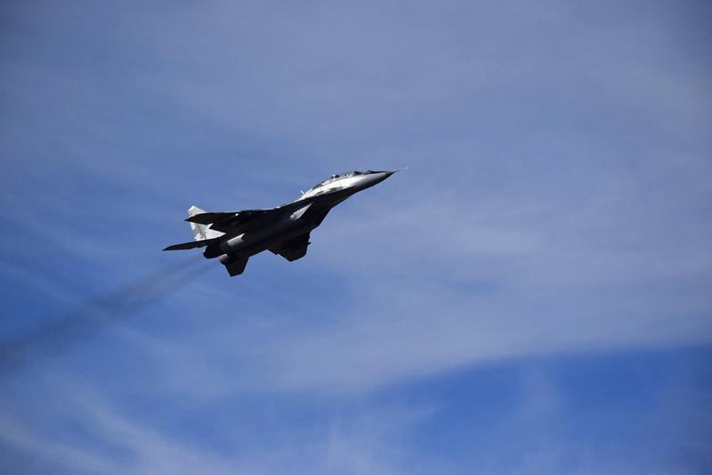 Непогода не помешала летчикам Севастопольской бригады