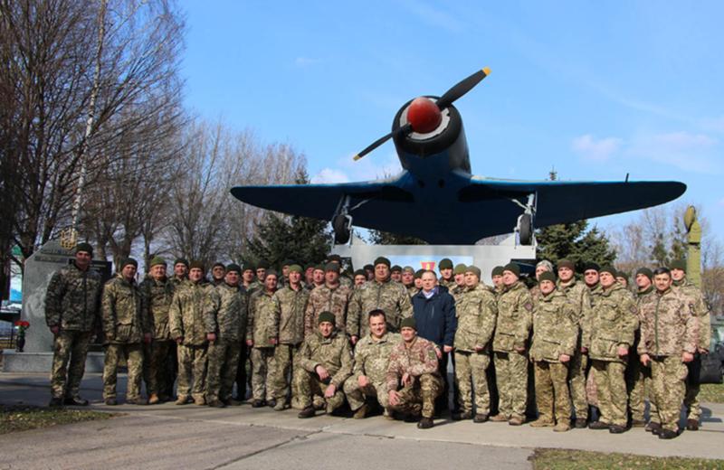В Виннице говорили о задачах авиационно-инженерных служб