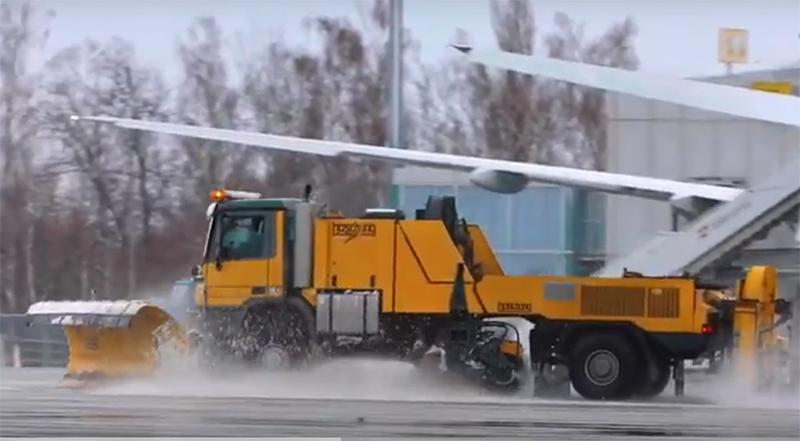 Забота об экологии - один из приоритетов аэропорта Борисполь