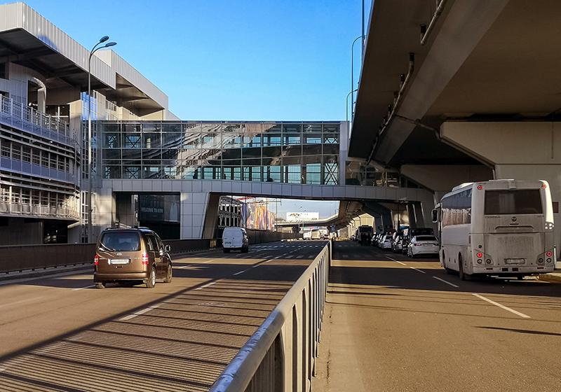 Вскоре в аэропорту Борисполь появятся инспекторы парковки