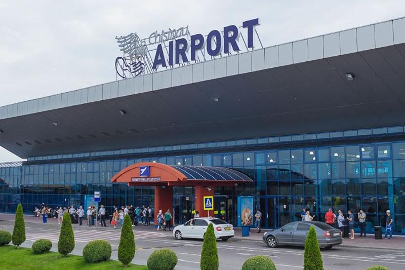 Украинцам запретили летать через Молдову