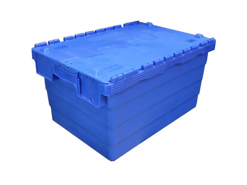 Роль пластиковых контейнеров с распашными крышками в авиаперевозках