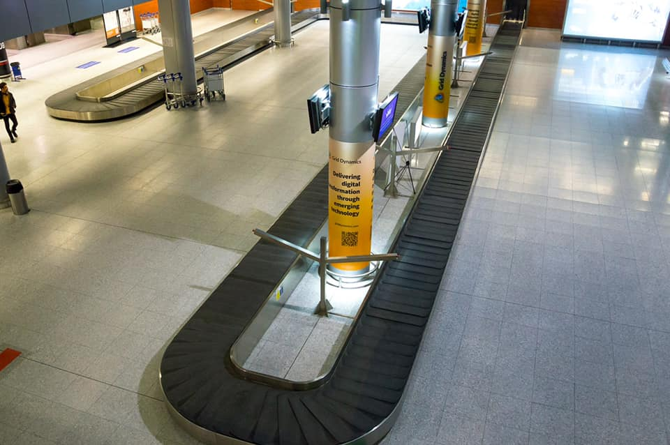Новый терминал аэропорта Львов готов принять пассажиров