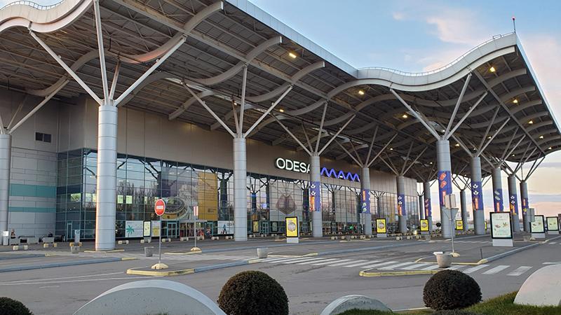 """Аэропорт """"Одесса"""" увеличил пассажиропоток в феврале почти на 40%"""