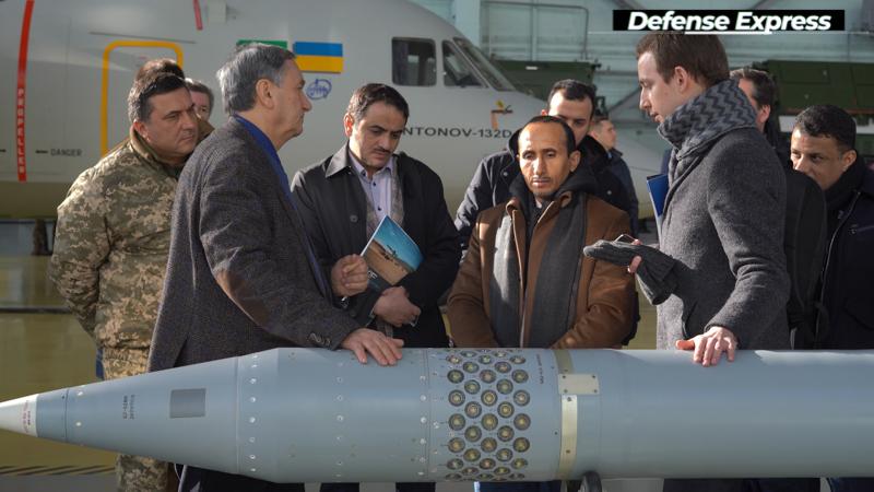 Украина и Саудовская Аравия расширят оборонное сотрудничество