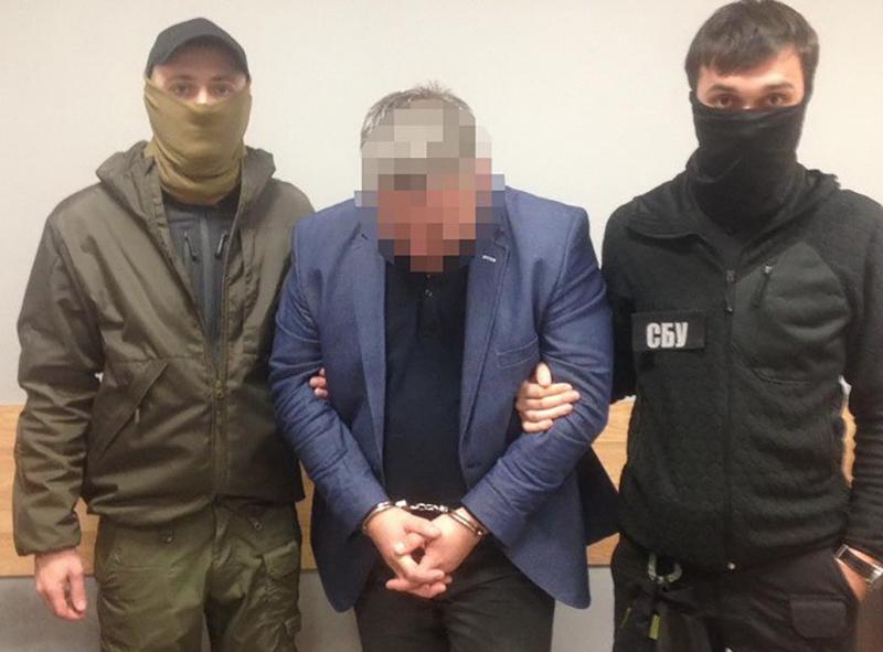 В Борисполе задержали организатора схемы незаконного ремонта авиатехники