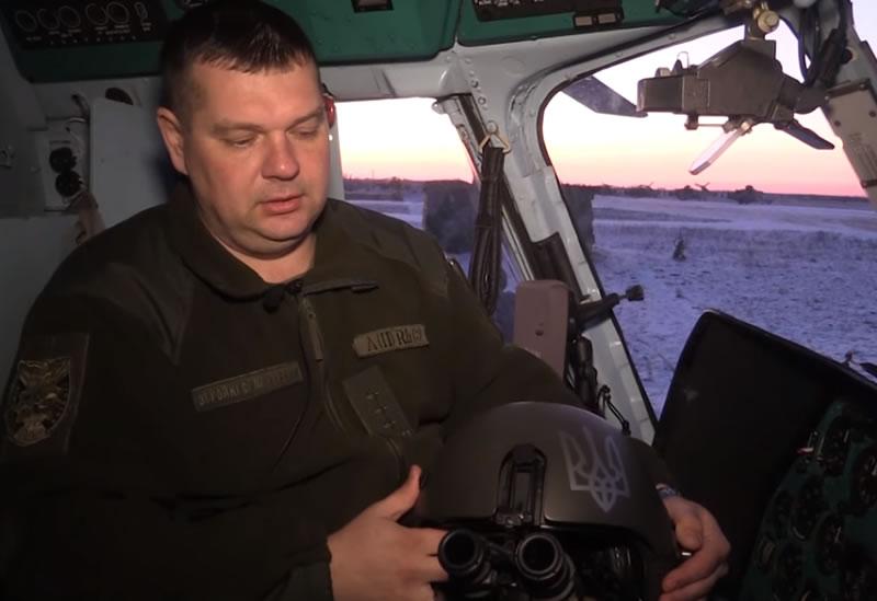 Ми-2 и Ми-8: ночные и дневные полеты. Летный спецшлем с очками ночного видения