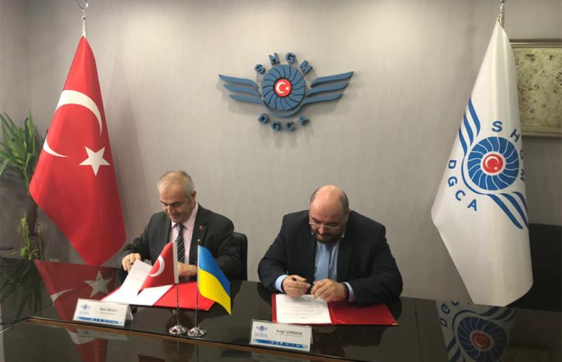 Украина и Турция значительно увеличили частоту авиасообщения