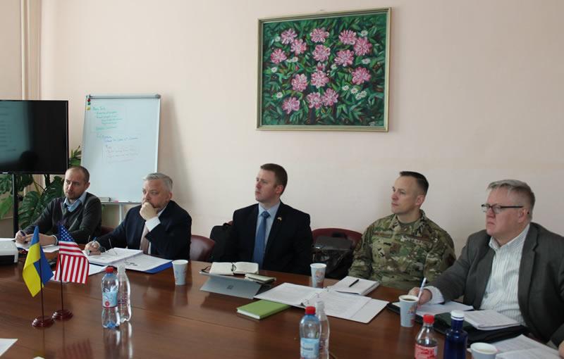 Продолжается работа над стратегией развития Воздушных Сил ВС Украины
