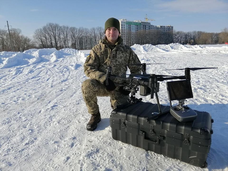 Специалисты ГНИИ ИСВВТ учились использовать беспилотники для разминирования