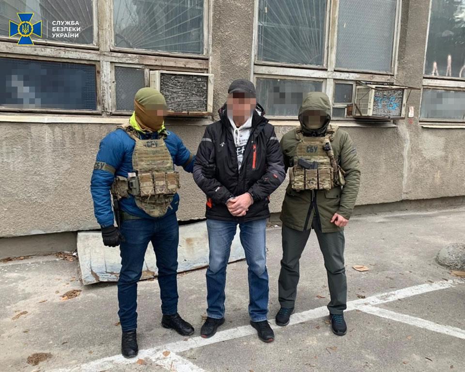 Российский шпион интересовался украинскими беспилотниками