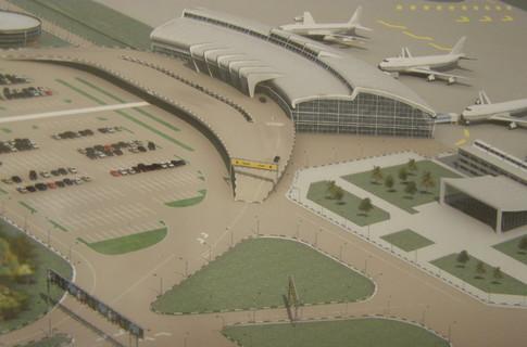 аэропорт Донецк фото