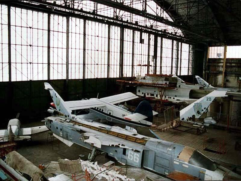 Николаевский авиаремонтный завод возьмет кредит у «Проминвестбанка»