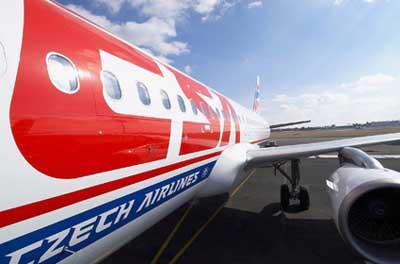 Czech Airlines откроет рейсы во Львов, Харьков и Донецк