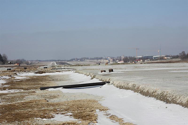 В рамках реконструкции взлетно-посадочной полосы аэропорт «Львов» закрываться не будет