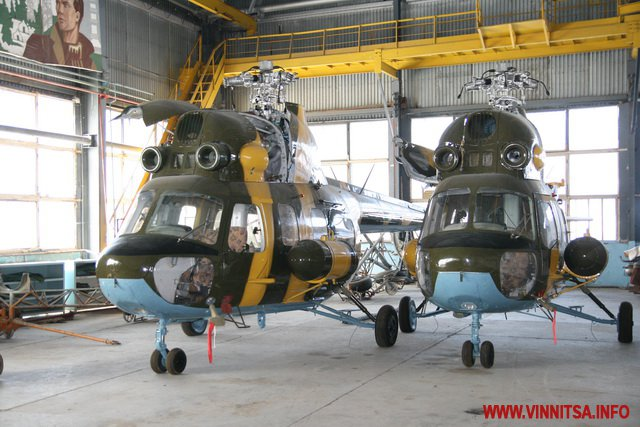 Через 2,5 года будет создан абсолютно новый украинский вертолет