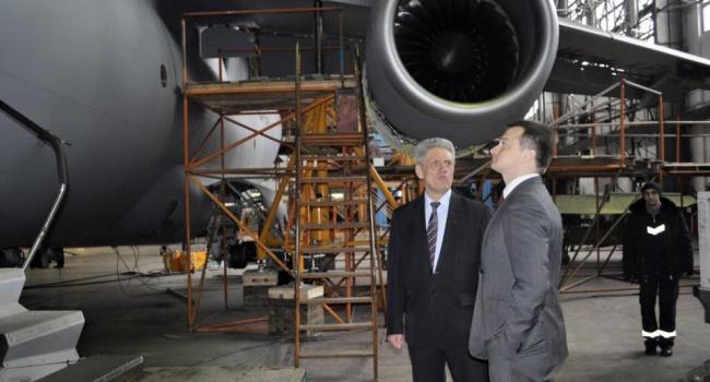 Рада должна на текущей неделе рассмотреть законопроекты о поддержке авиастроительной отрасли