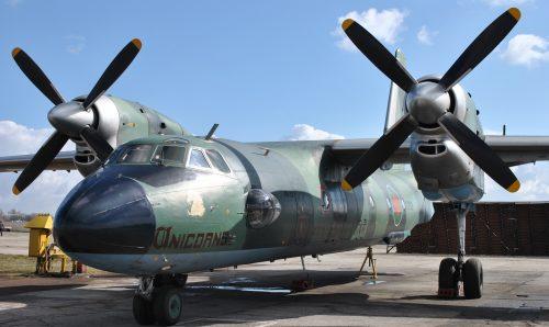 ГП «Завод 410 ГА» капитально отремонтирует самолет армии Бангладеш