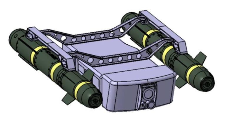 """Matrix-UAV готовит к производству беспилотную платформу """"Командор"""" военную и гражданскую версию"""