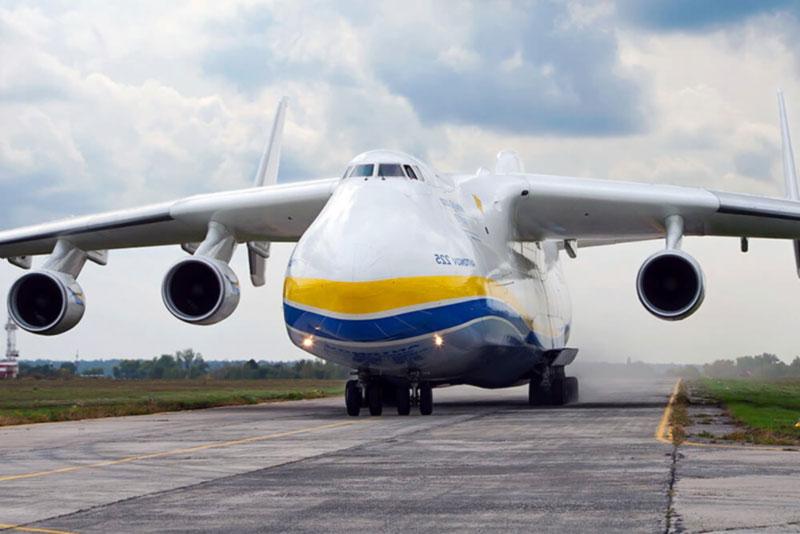На Ан-225 российское навигационное оборудование заменили на американское
