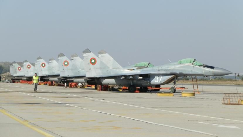 Болгария прекратит покупать российские истребители МиГ