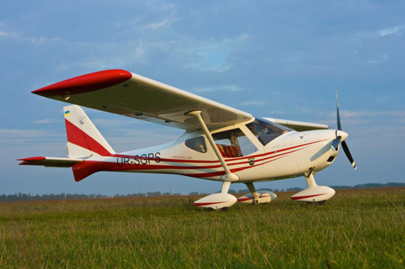 Летная академия НАУ присоединится к производству тренировочных самолетов