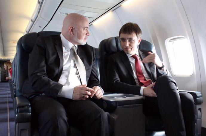 Ryanair сначала полетит в Киев