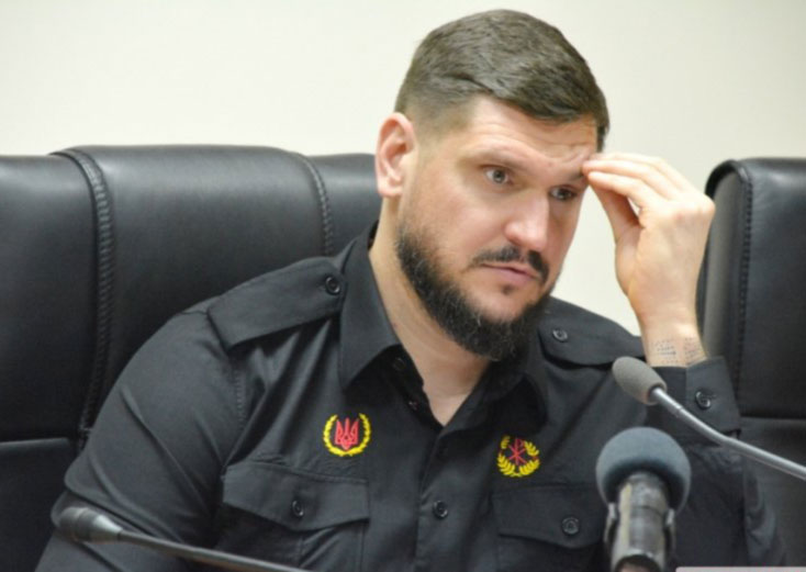 Глава Николаевской ОГА Савченко отстранен от должности, - АП