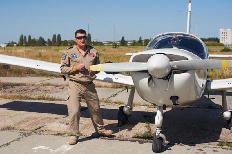 Воздушный патруль. Подмога с неба