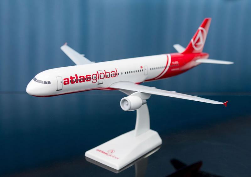 Атласглобал увеличивает число рейсов из Одессы