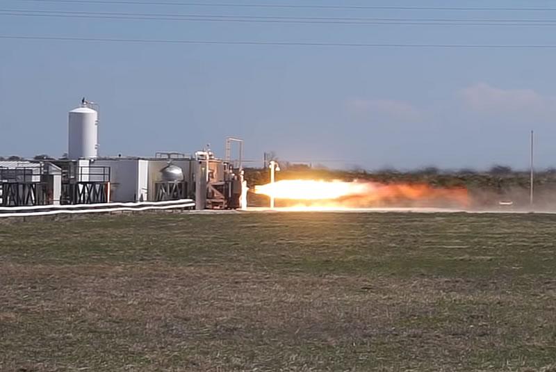 Протестировали двигатель украинско-американской ракеты Firefly Alpha