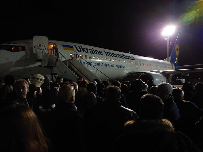 АМКУ собрался штрафовать МАУ, Ryanair и Wizz Air