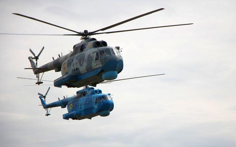 """""""Авиакон"""" отремонтирует Ми-14ПЧ морской авиации"""