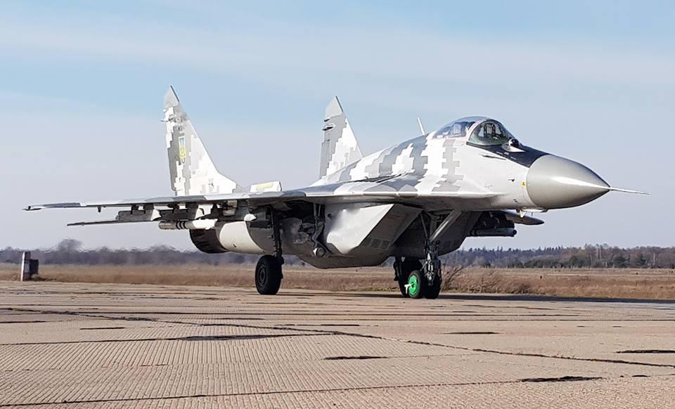 В бригаде тактической авиации плановые летные смены