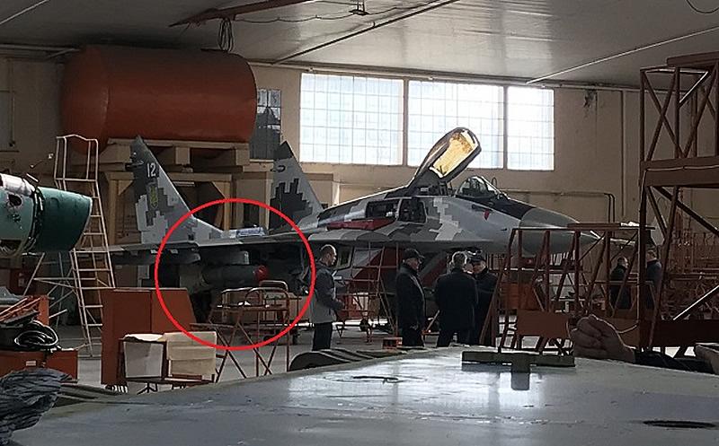 Украина имеет полное право ремонтировать советскую технику - Букин.