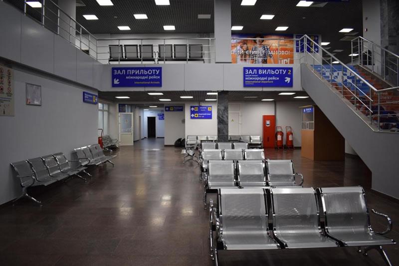 Министр инфраструктуры проверил николаевский аэропорт