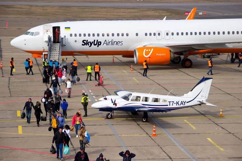 Николаевский аэропорт с 28 сентября восстанавливает рейсы в Египет
