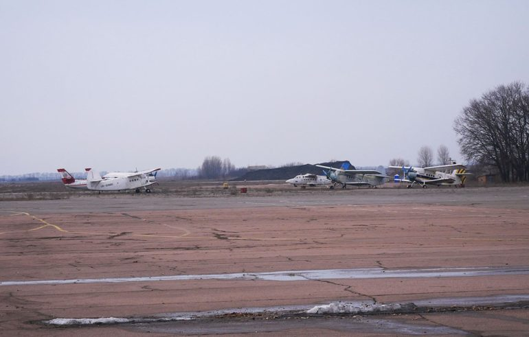 Что мешает черкасскому аэродрому встать на ноги
