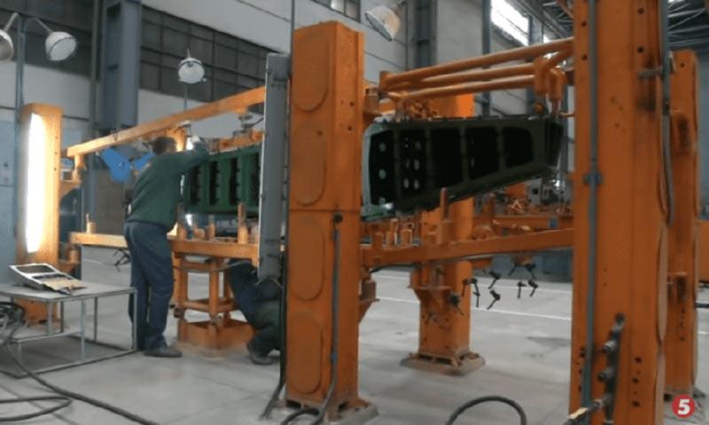 ГП «Антонов» осваивает производство пилонов для Ан-178