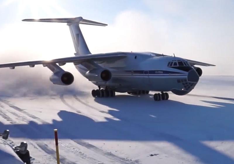 Началась украинско-датская военно-транспортная операция «Северный сокол - 2019»