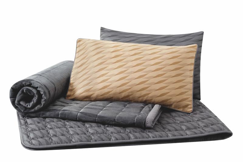 Авиакомпания Turkish Airlines переосмыслила понятие комфорта вместе с новым специальным набором для сна в полёте
