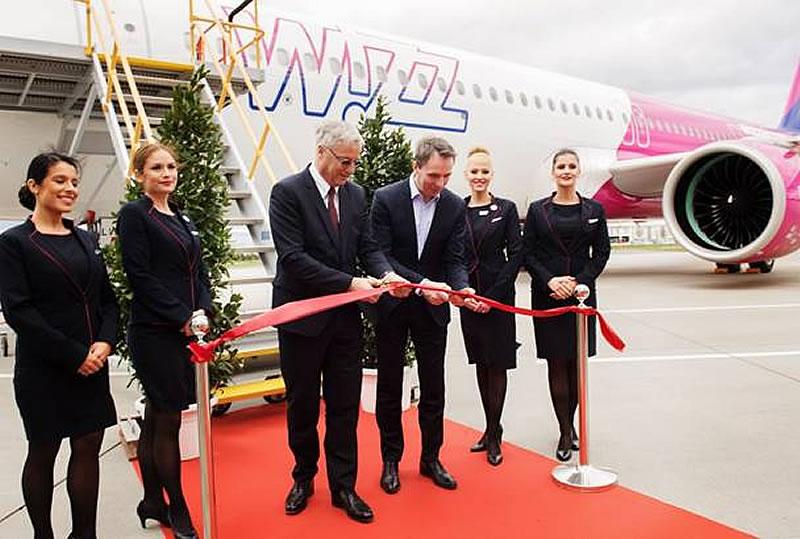 Wizz Air получила свой первый A321neo