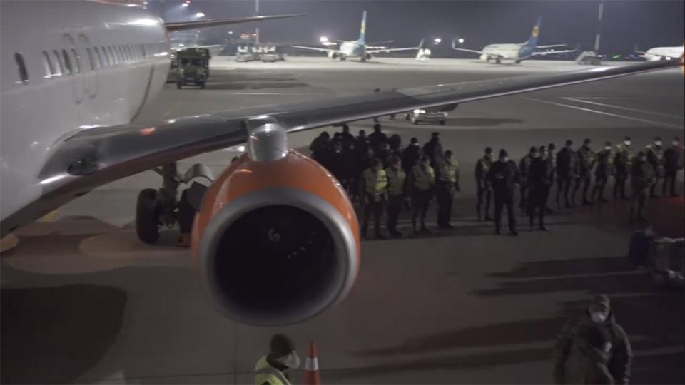 Официальный комментарий SkyUp Airlines по ситуации с рейсами Киев - Доха - Киев