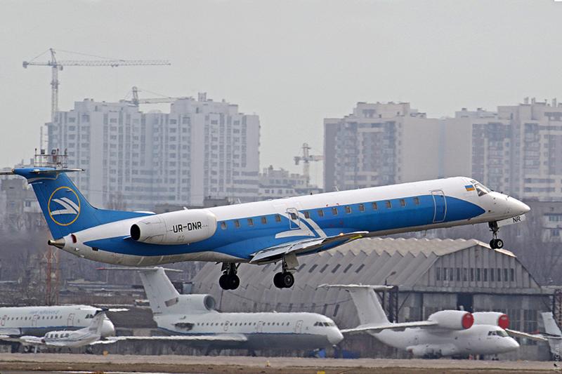 Авиакомпания Windrose открыла программу внутренних перелетов между Одессой и Киевом