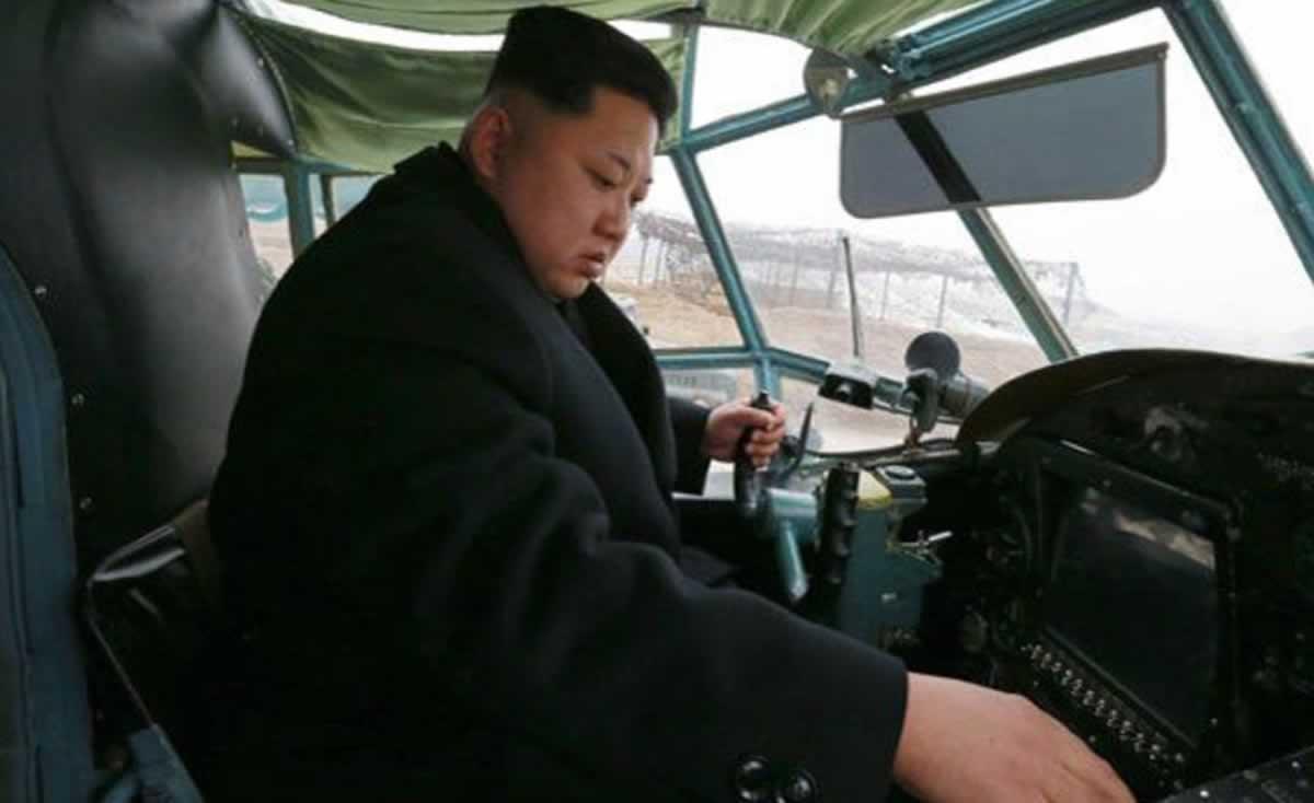 Ким Чен Ын был замечен в кабине одного из Ан-2
