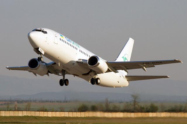 Авиакомпания «AIR ONIX» начинает выполнять регулярные рейсы между Симферополем и Киевом