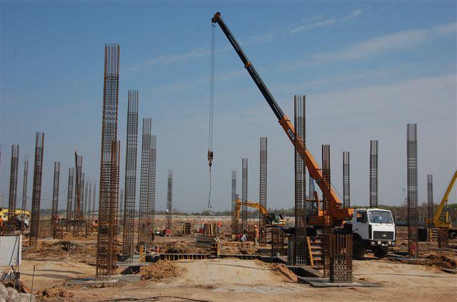 В Одессе наконец началось строительство нового пассажирского терминала аэропорта