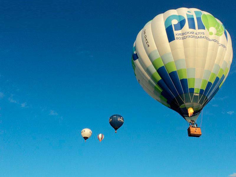 Фестиваль воздушных шаров «Кубок Переяслава-Хмельницкого – 2013»