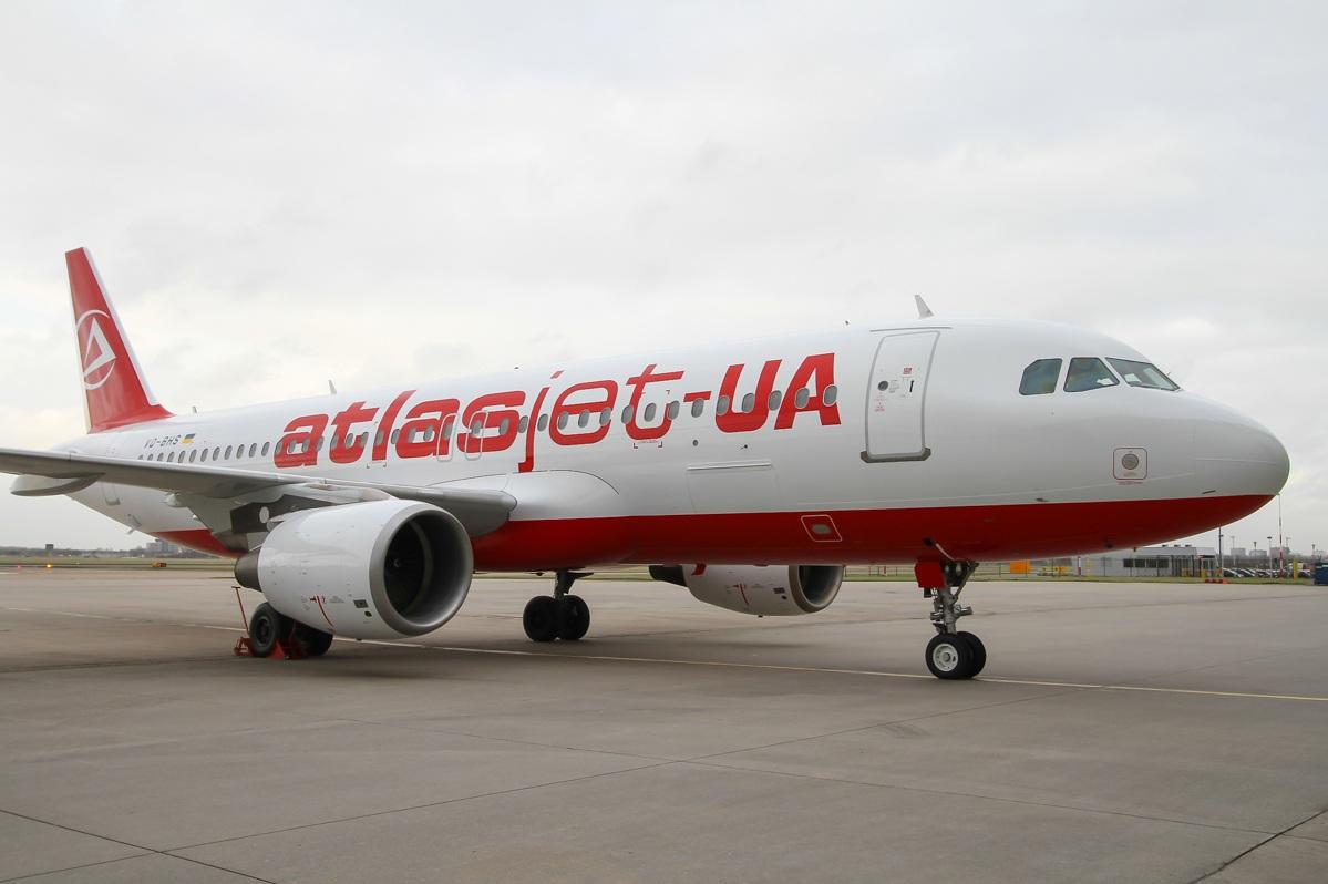 """Аэропорт """"Львов"""" станет базой для авиакомпании Atlasjet"""