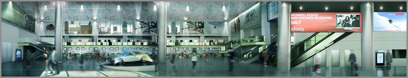 Терминал аэропорта «Одесса» строят круглосуточно